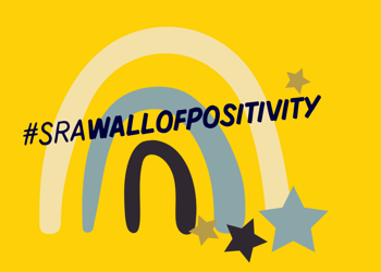 SRA WALL OF POSITIVITY