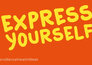 Express Yourself - Children's Mental Health Week (1-7 February 2021)