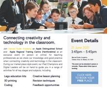 Teaching Professional Event @ SRA Herts Apple Training Centre 21.06.2021