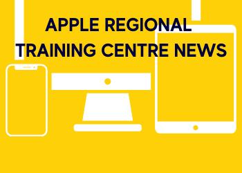 New Event - Apple Regional Training Centre News