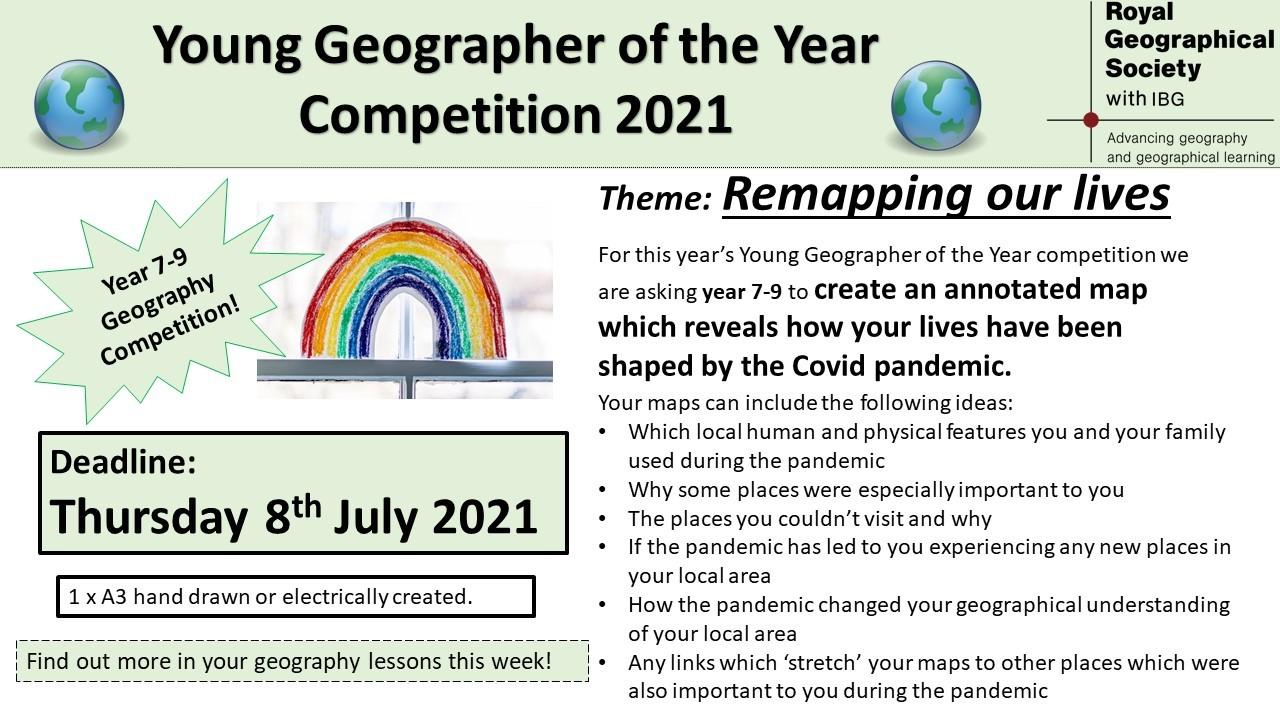 Social media  YGOTH Competition Presentation 2021
