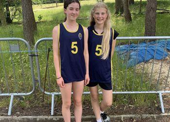 District Athletics Success