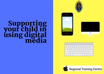 Book now on our parents' workshop 'Supporting your child with digital technology'