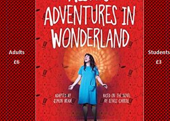 Alice's Adventures in Wonderland!