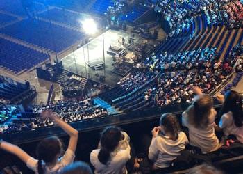 Young Voices Concert - O2 Arena