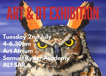 Art and DT Exhibition