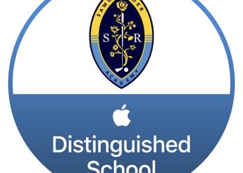 Samuel Ryder Academy named Apple Distinguished School