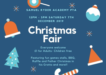 Christmas Fair - we need your donations!