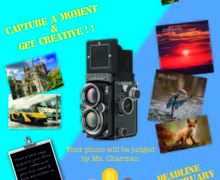 Photography competition sra
