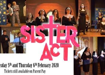 Sister Act 2020!