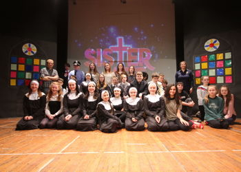 Sister Act is a huge success!