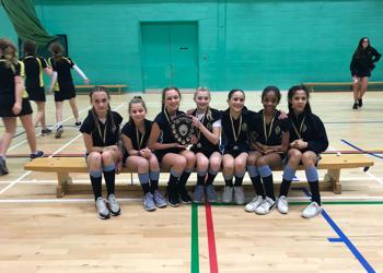 Y7 Girls win Athletics tournament!