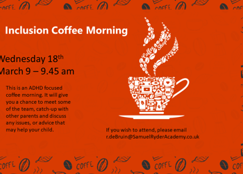 Inclusion Coffee Morning