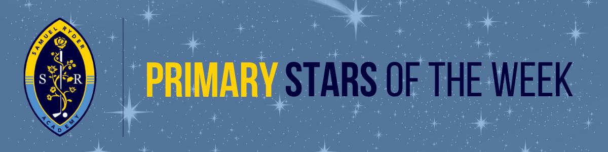 Stars of the Week