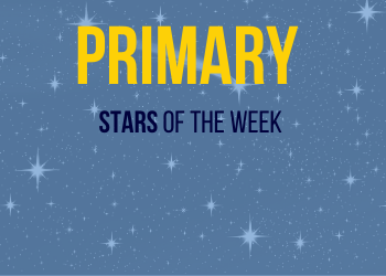 Primary Stars of the Week (25.09.2020)
