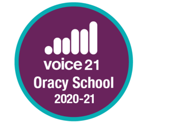 We are a Voice 21 School!