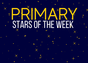 Primary Stars of the Week